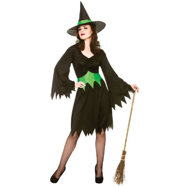 Wicked Witch Green/Black